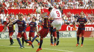 Sevilla - FC Barcelona.