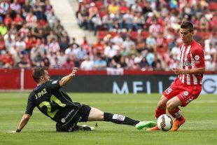 6. Pere Pons (Girona FC). El centrocampista fue clave en el esquema del técnico Pablo Machín, sumando 3.712 minutos en los 42 encuentros de la temporada regular (88,4 de media)