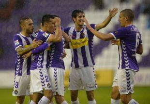 Desde la jornada 3 a la 13, el Valladolid estuvo invicto. En la jornada 11 alcanzaron el liderato