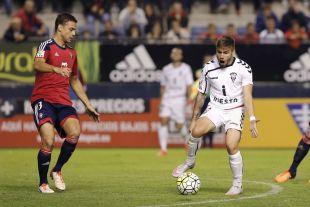 Osasuna - Albacete.