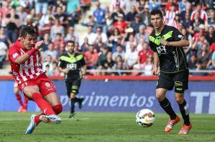 8. Fran Sandaza (Girona FC). 16 goles.