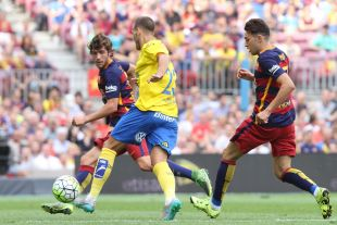 FC Barcelona - Las Palmas.