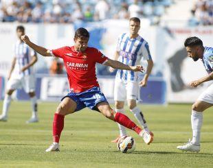 3. Albert Dorca (Real Zaragoza). En su primera campaña como jugador del cuadro aragonés jugó los 42 choques de la temporada regular y disfrutó de todos los minutos posibles (3.780)