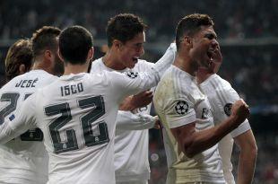 Real Madrid - PSG.