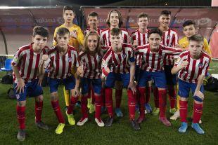 Partido Atleti - Juve