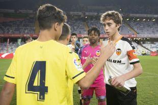 Partido Villarreal - Valencia
