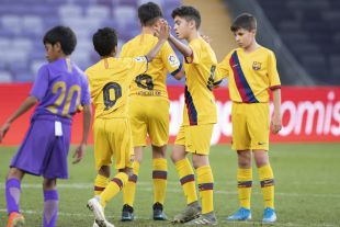 Partido Al Ain - Fc Barcelona