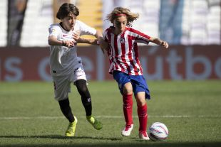 Partido Atlético - Sevilla