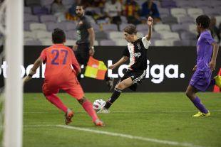 Partido Al Ain - Juventus