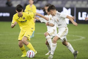 Partido Real Madrid - Villarreal