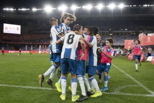Partido Espanyol - Valencia