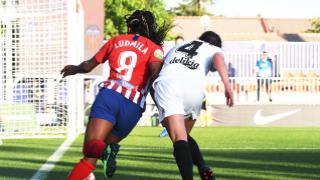 Jornada 29 At. Madrid Femenino - VCF Femenino