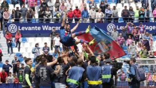Jornada 38 Levante - Atlético