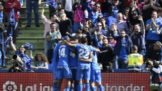 Jornada 38 Getafe - Villarreal
