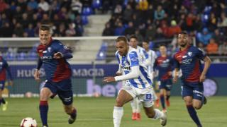 SD Huesca - CD Leganés.