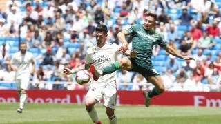 Jornada 38 R. Madrid - R. Betis