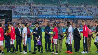 LaLiga World Sevilla Tanzania
