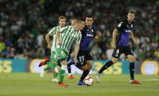 Jornada 7 R. Betis - Leganés