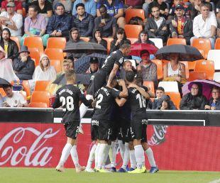 Jornada 9 Valencia - Leganés