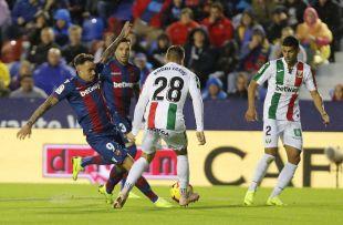 Jornada 10 Levante - Leganés