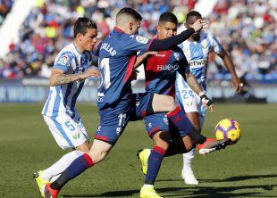 Jornada 19 Leganés - Huesca