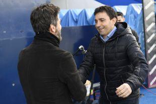Leganés - Espanyol.