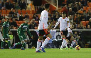 Valencia - Leganés.