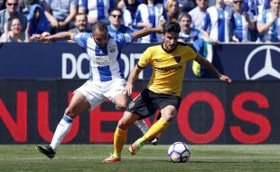 Leganés - Málaga.