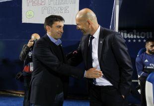 Leganés - R. Madrid.
