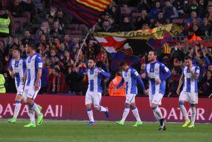 FC Barcelona - Leganés.
