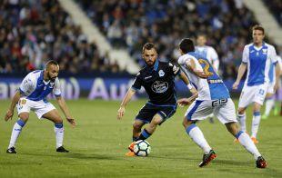 Jornada 34 Leganés - Deportivo