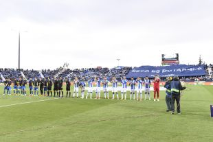 Leganés - Las Palmas.
