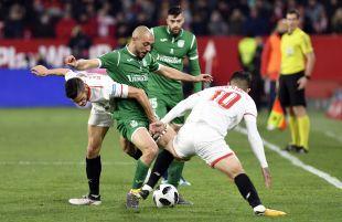 Sevilla - Leganés.