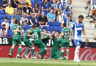 Espanyol - Leganés.
