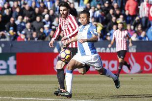 Leganés - Athletic.