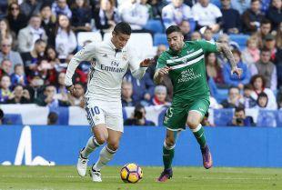 R. Madrid - Leganés.