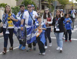 Mirandés - Leganés.