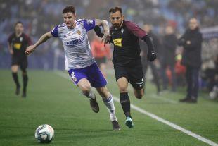 Partido Zaragoza- Sporting