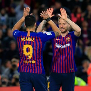 Jornada 27 FC Barcelona - Rayo