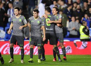 Jornada 24 R. Sociedad - Leganés