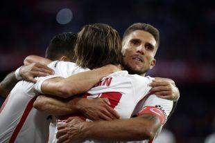 Jornada 34 Sevilla - Rayo