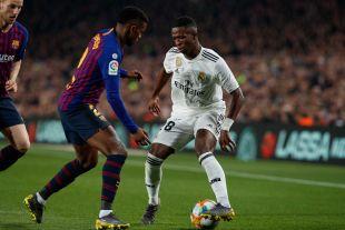Semifinales - Ida FC Barcelona - Real Madrid