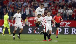 Jornada 27 Sevilla - R. Sociedad