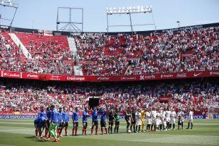 Jornada 38 Sevilla - Athletic