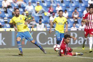 Jornada 41 Las Palmas - Almería