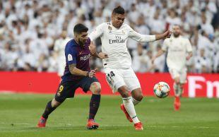 Semifinales - Vuelta Real Madrid -  FC Barcelona