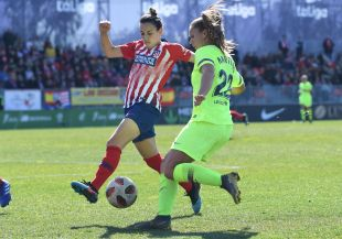 Semifinales-AT. MADRID FEMENINO-FC BARCELONA