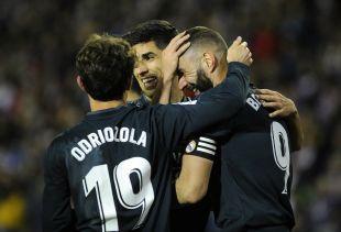 Jornada 27 Valladolid - R. Madrid