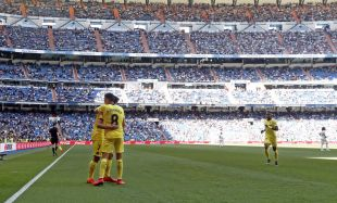 Real Madrid - Villarreal CF.