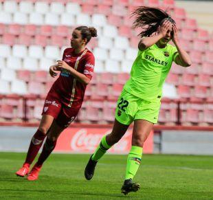 Jornada 26 EDF Logroño - FC Barcelona